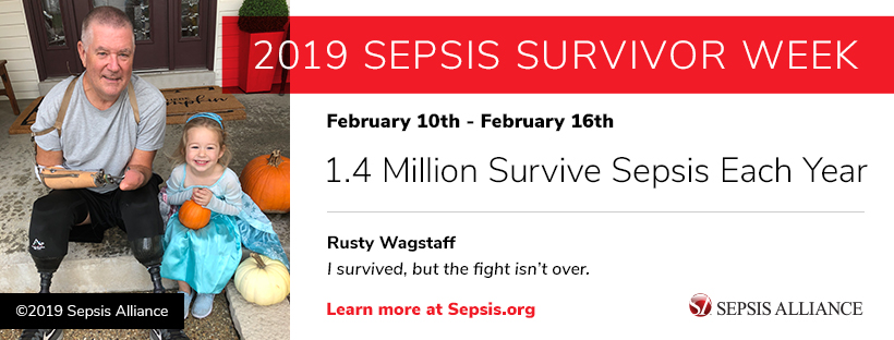 sepsis survivor, sepsis, sepsis survivor week