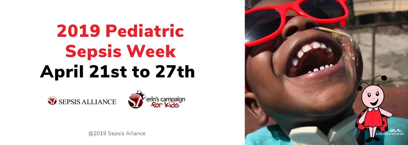 sepsis, pediatric sepsis week, children and sepsis